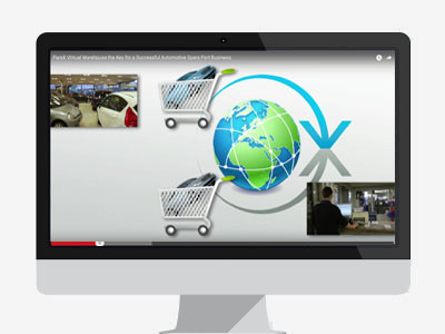Videomarketing, Produktvideo - Virtual Warehous - PareX Parts Exchange
