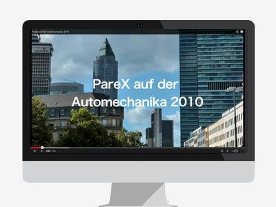 Video Dokumentation Messeauftritt Berlin
